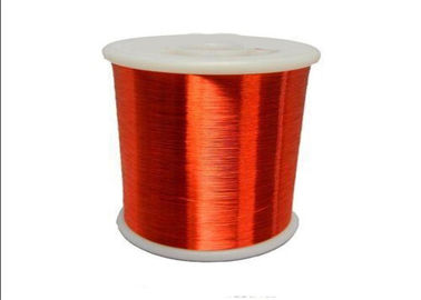 Chiny High Frequency Enamelled Copper Litz Wire , Round 24 - 44 Gauge Copper Wire fabryka