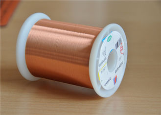 Chiny 0.025 - 0.6mm Enamelled Copper Wire Insulated Copper Wire For Voice Coil fabryka