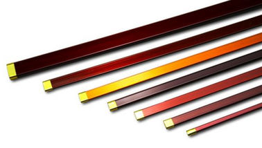 Chiny Rectangular / Flat Copper Wire , Multi Sizes Round Enamel Insulated Wire fabryka